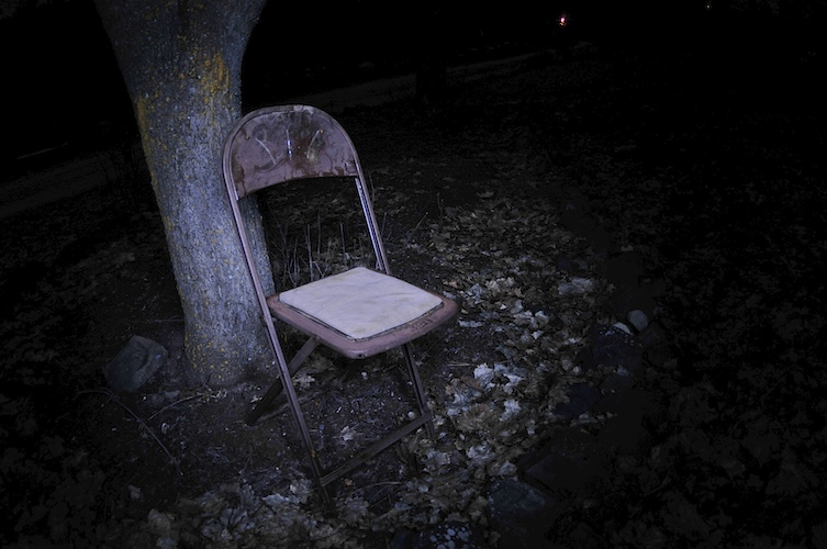 Creepy Chair