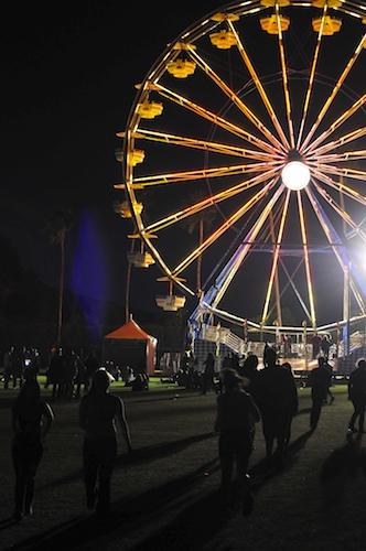 Day 1: Ferris Wheel