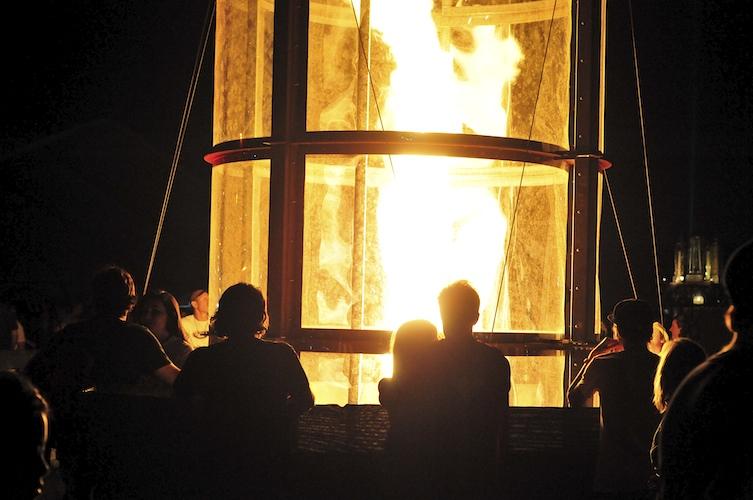Day 2: Fireside Lovin