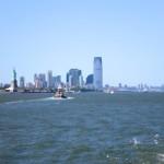 Heading to Staten Island.