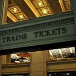Trains... Tickets