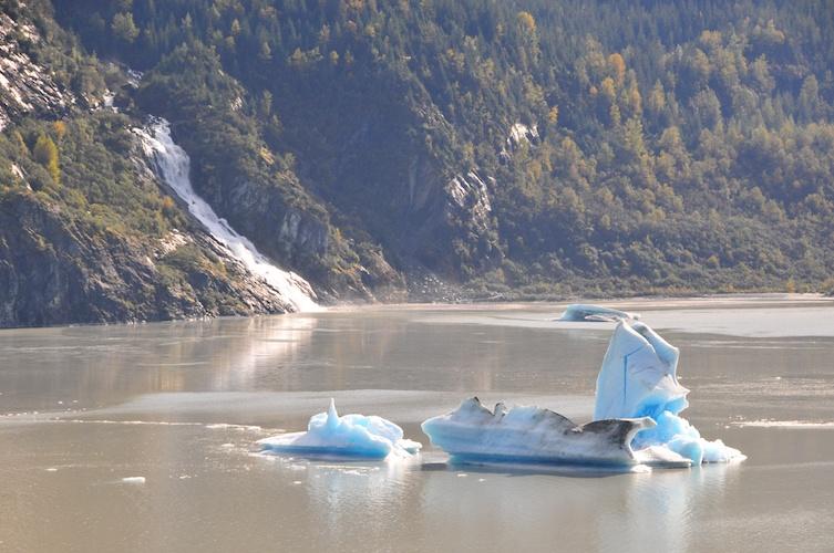 Iceberg viking ships!