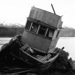 Artsy boat.