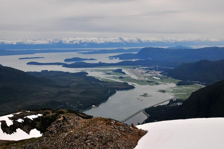 Juneau International Airport and Chilkats