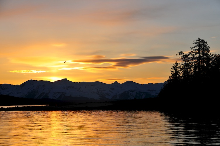 A Chilkat Sunset