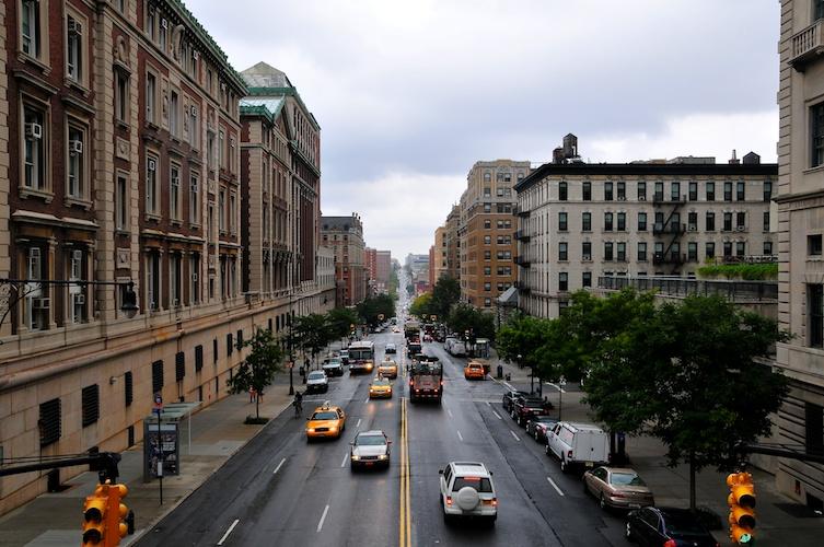 Amsterdam Ave.