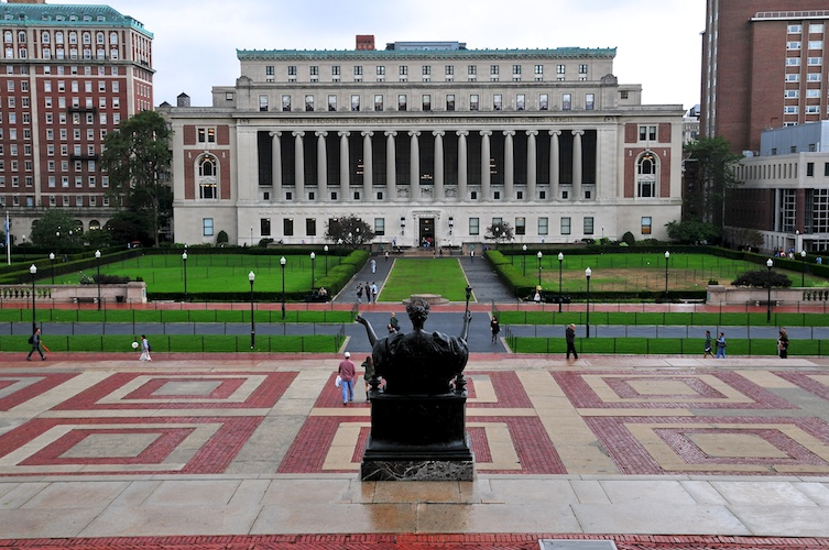Columbia Campus.