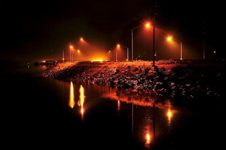Egan Drive Fog