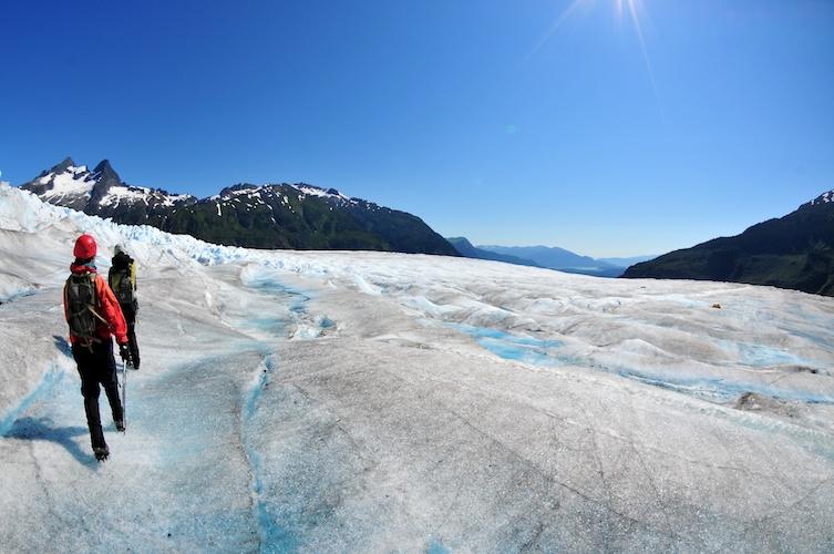 Glacial Traverse